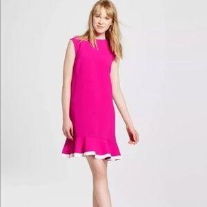 NWT Victoria Beckham for Target Fuschia Dress